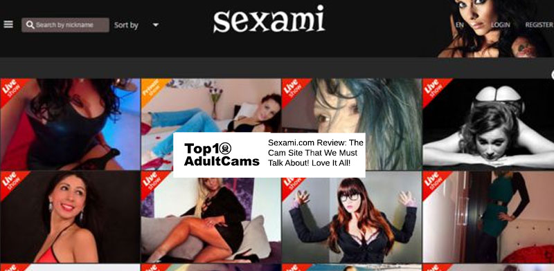 sexami cam site review